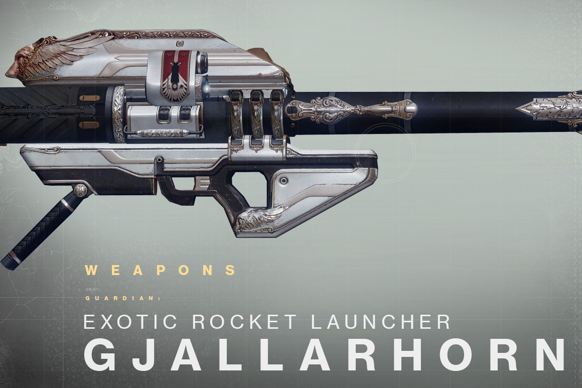 bungie explains why the ultra powerful gjallarhorn is coming back to