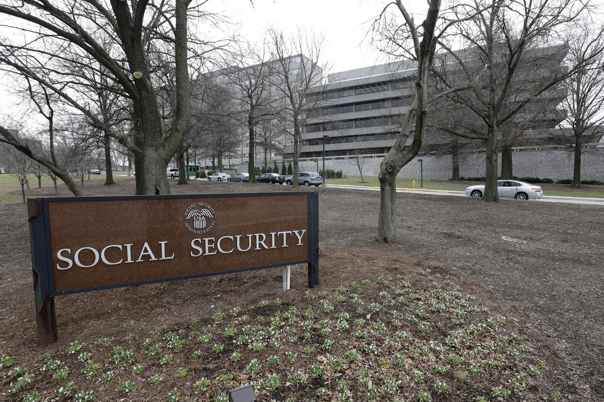 FILE - In this Jan. 11, 2013 file photo, the Social Security Administration's main campus is seen in Woodlawn, Md. Medicare's financial problems have gotten worse, and Social Security's can't be ignored forever. The government's annual assessment is a sob