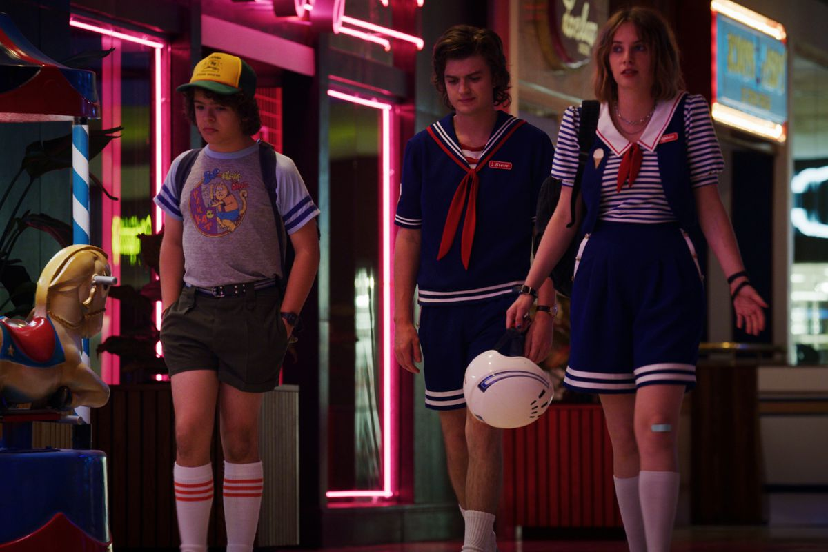 Image result for stranger things scoops ahoy crew