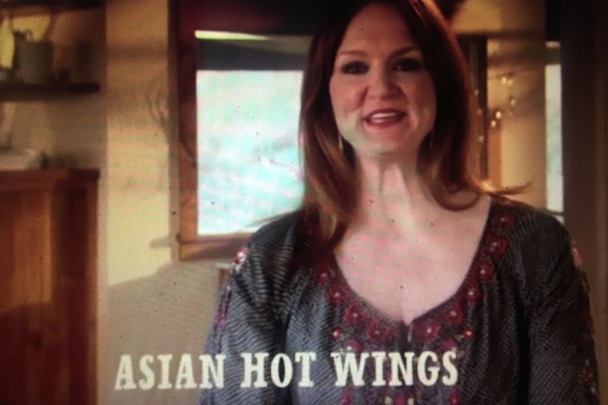 maybe food network should pull this racist 'pioneer woman' episode