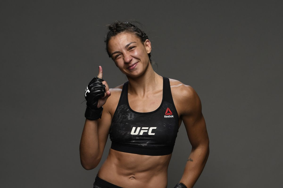 Amanda Ribas vs Carla Esparza targeted for UFC 256 on Dec. 12 in Las Vegas - MMAmania.com