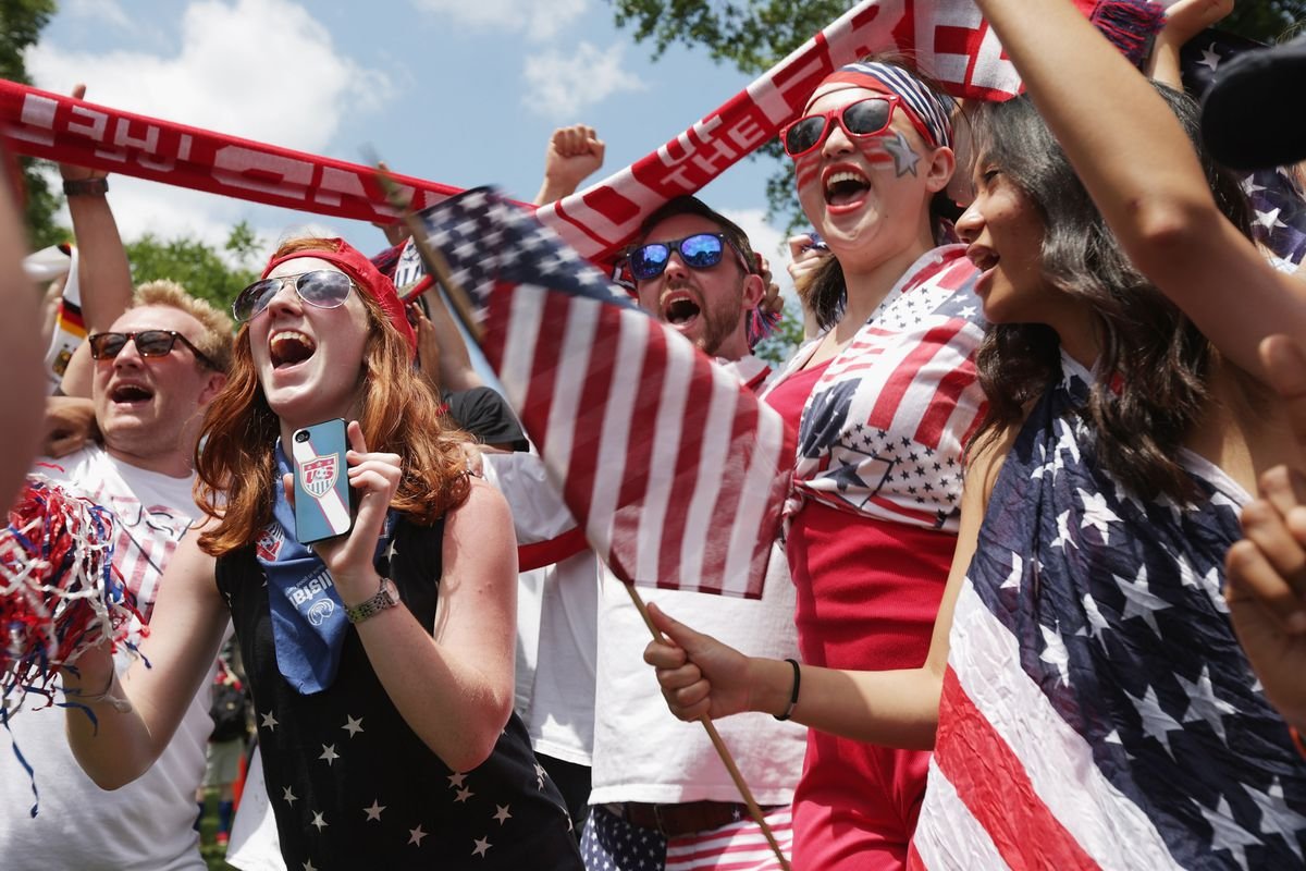 Can the American dream continue into the quarterfinals?