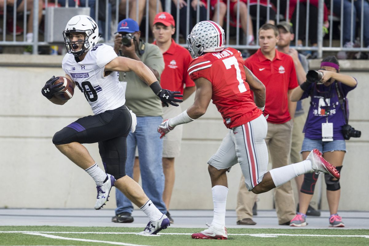 Austin Carr NFL Draft scouting report Inside NU