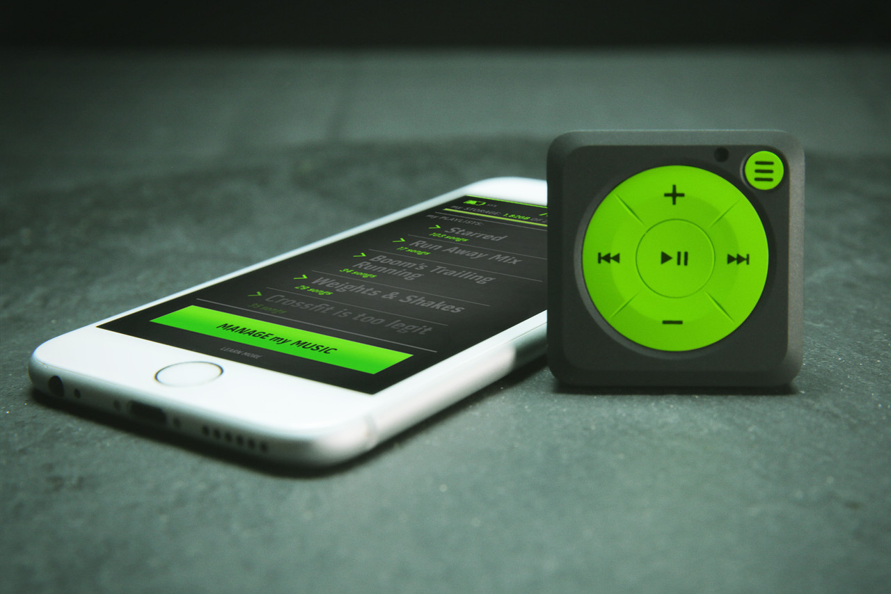 Mighty is a modern iPod shuffle that runs on Spotify The Verge
