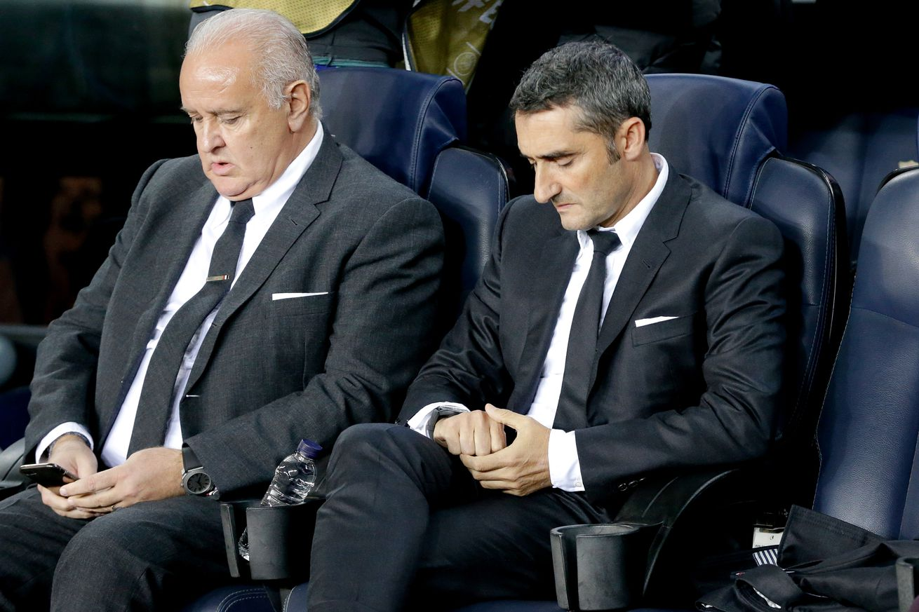 """Just how bad do Barca have to get, Ernesto""""!"""