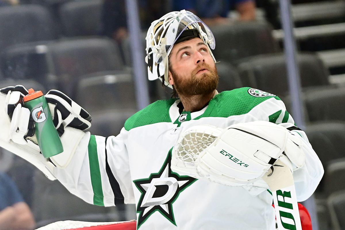 NHL: SEP 27 Preseason - Stars at Blues