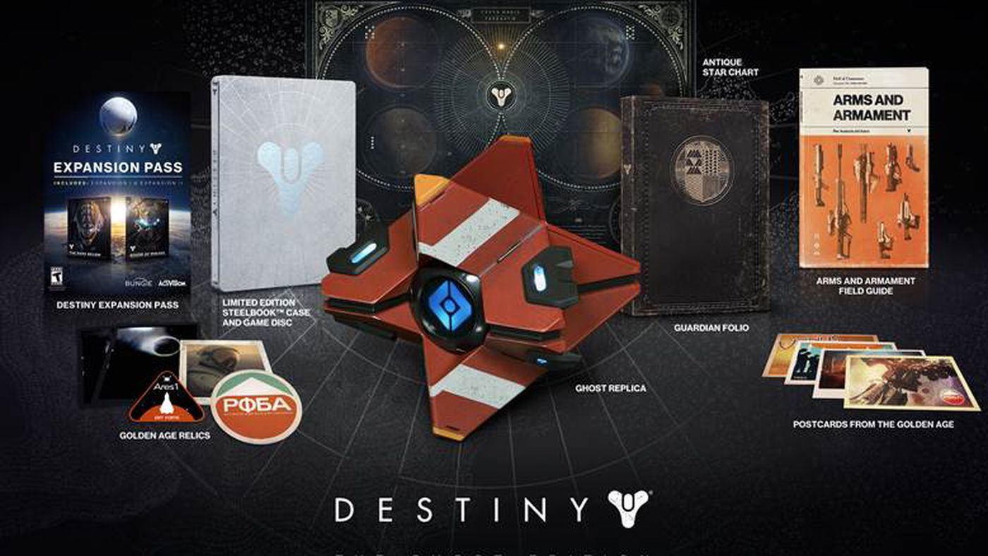 limited edition destiny 2 ghost review