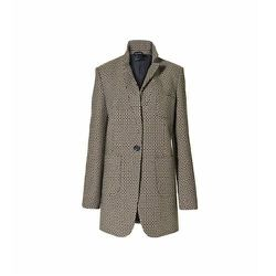 The patterned blazer/coat was $239 and is now $119.50
