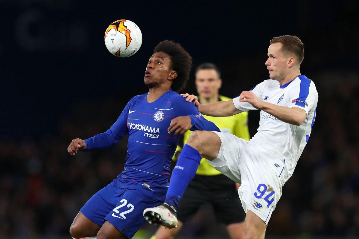 Chelsea vs  Dynamo Kiev, Europa League: Live blog - We Ain't Got No