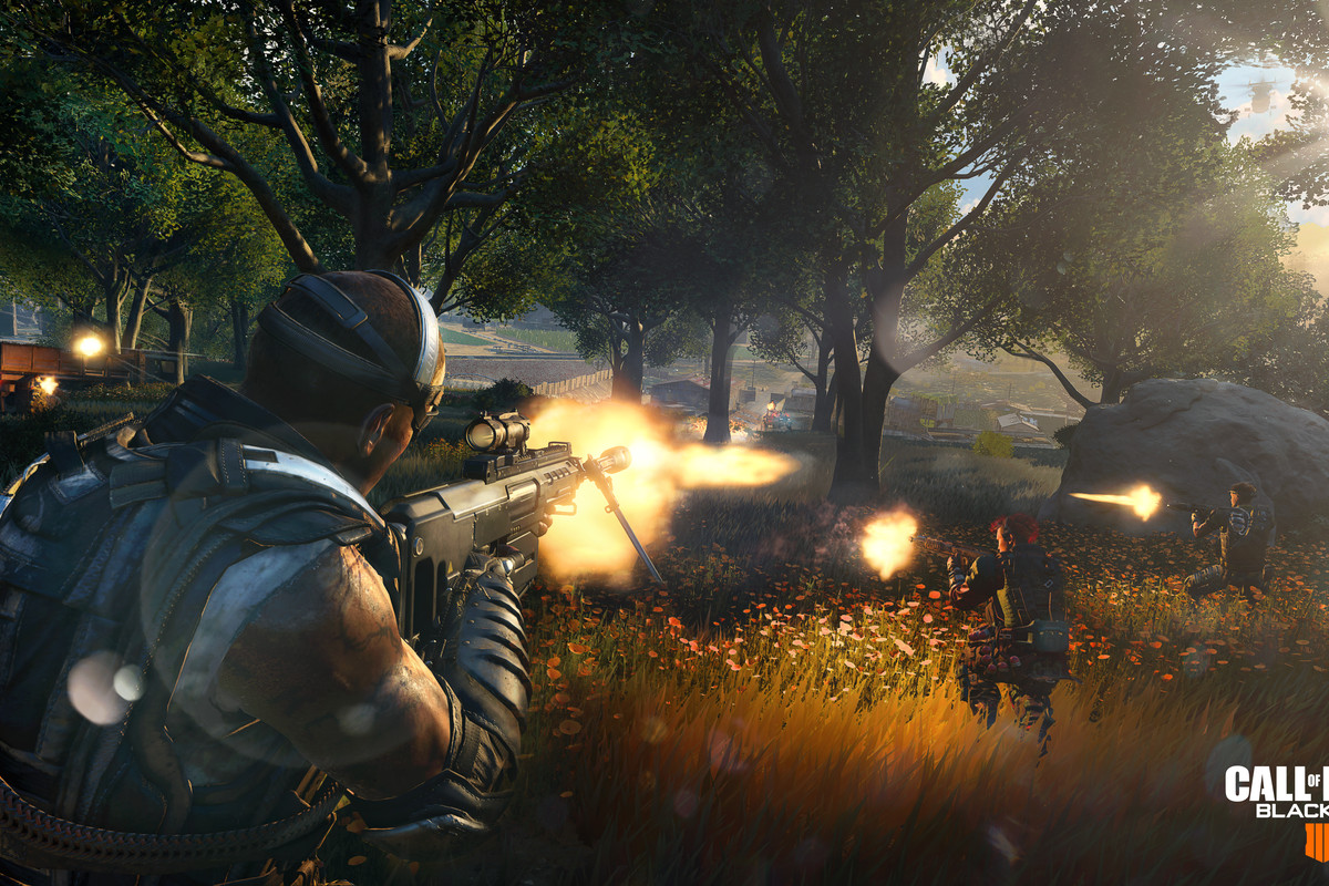 Call Of Duty Blackout Abandons Battle Royales Roots As A Survival Game