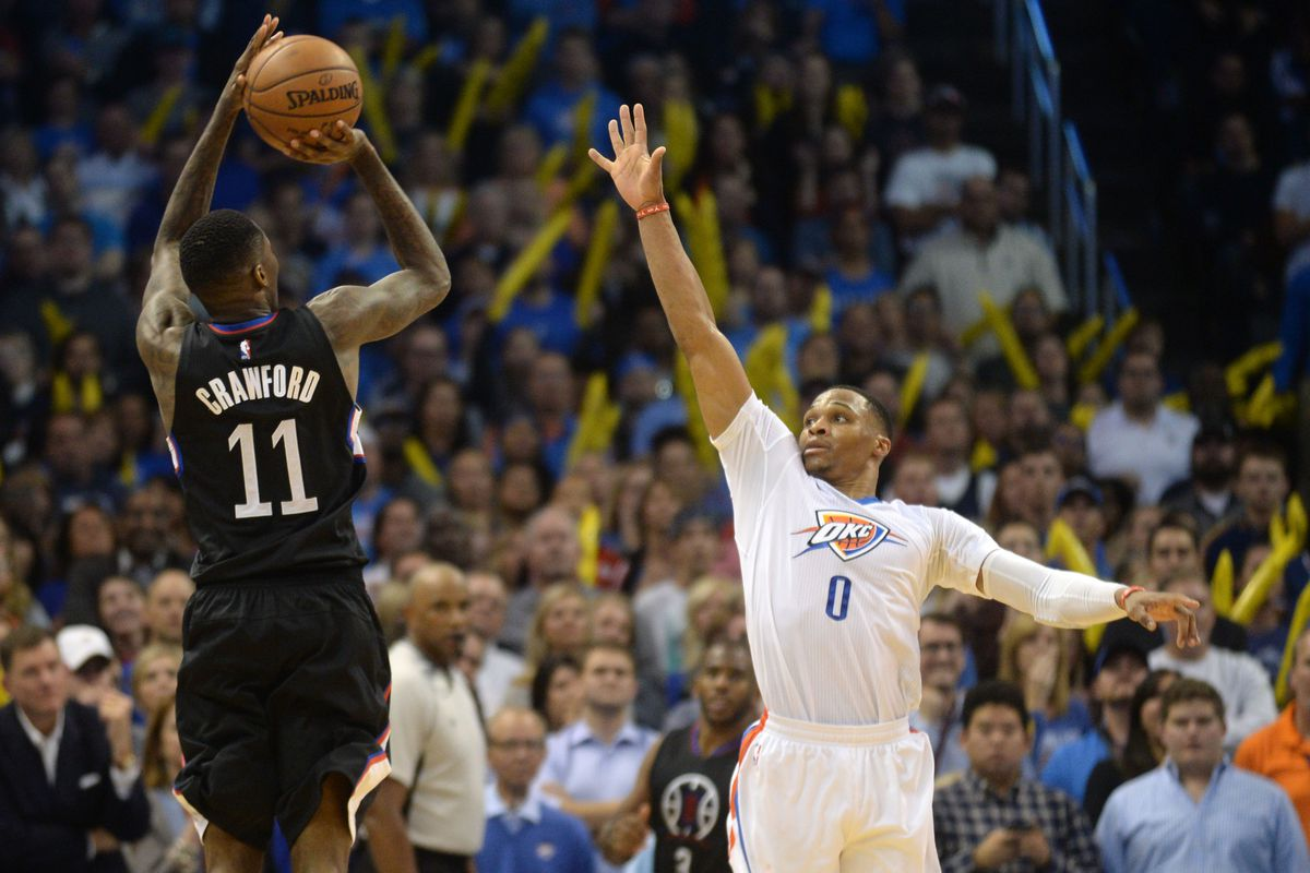 f7eb687d769d Free agent Jamal Crawford could provide scoring punch for Thunder bench