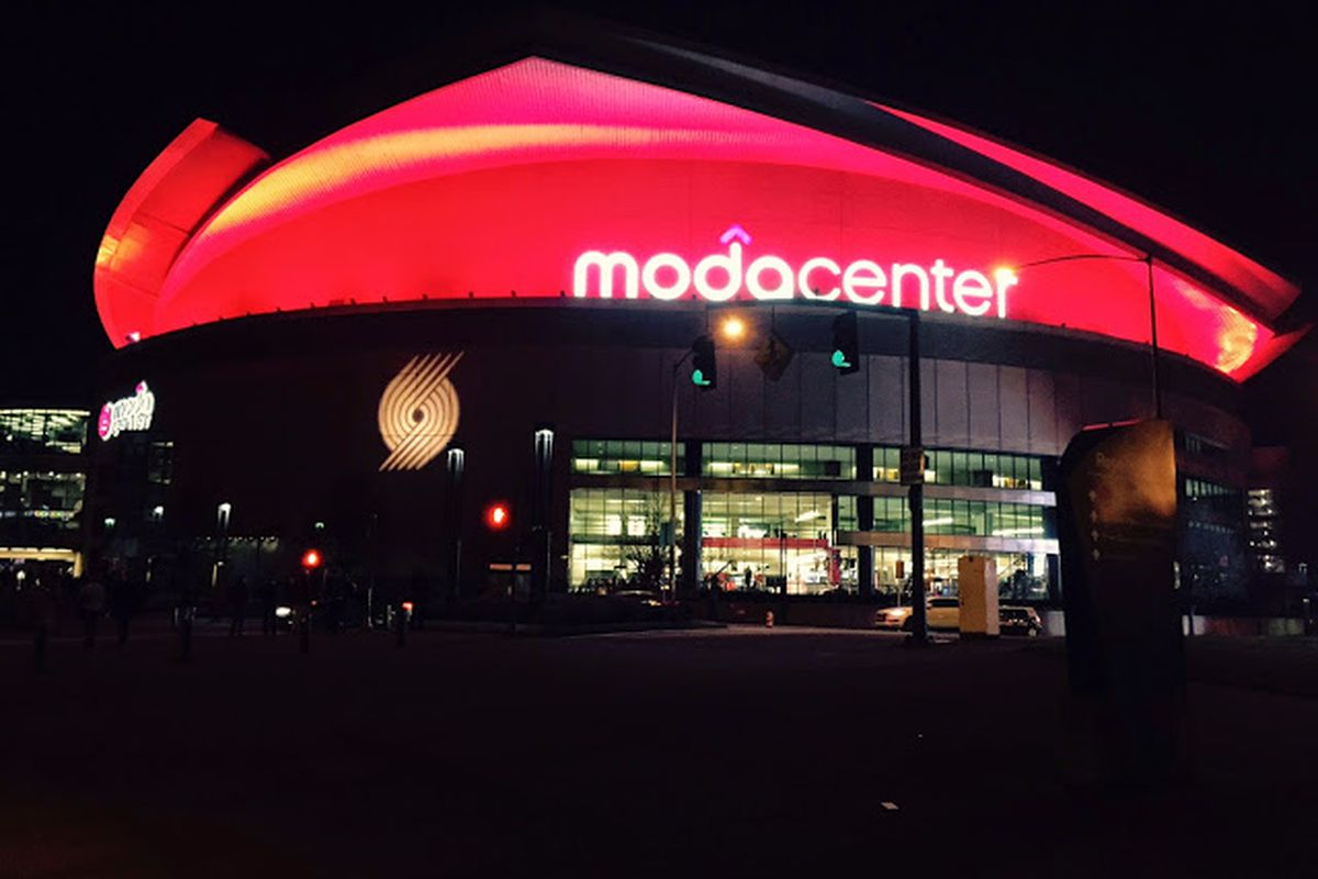 Trail Blazers' Arena Recognized for Sustainability Best Practices
