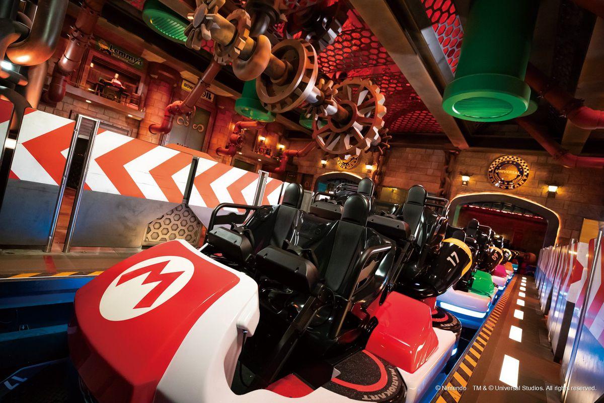 Super Nintendo World opens Feb. 4 with a Mario Kart ride - Polygon