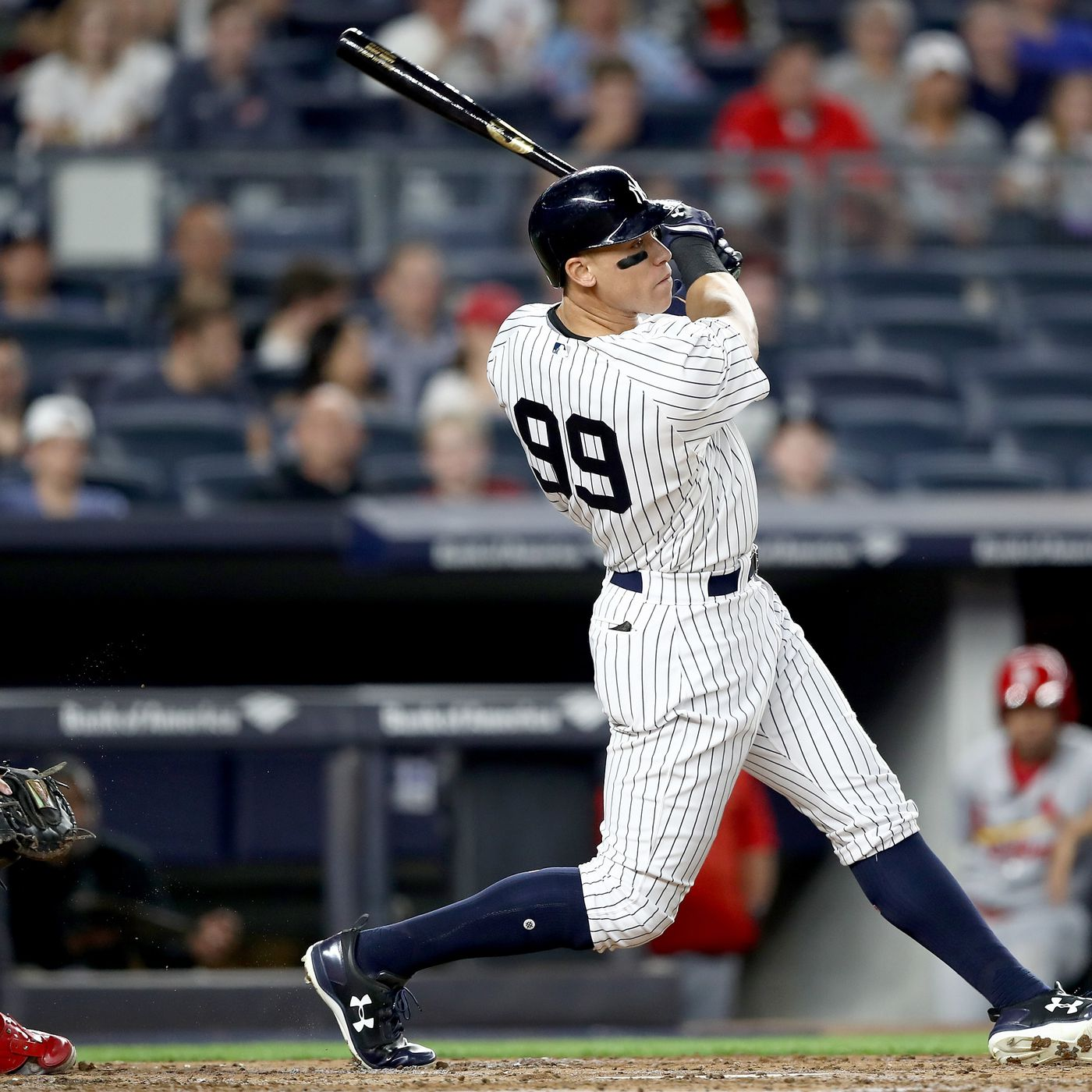 Aaron Judge won the Home Run Derby - A ...