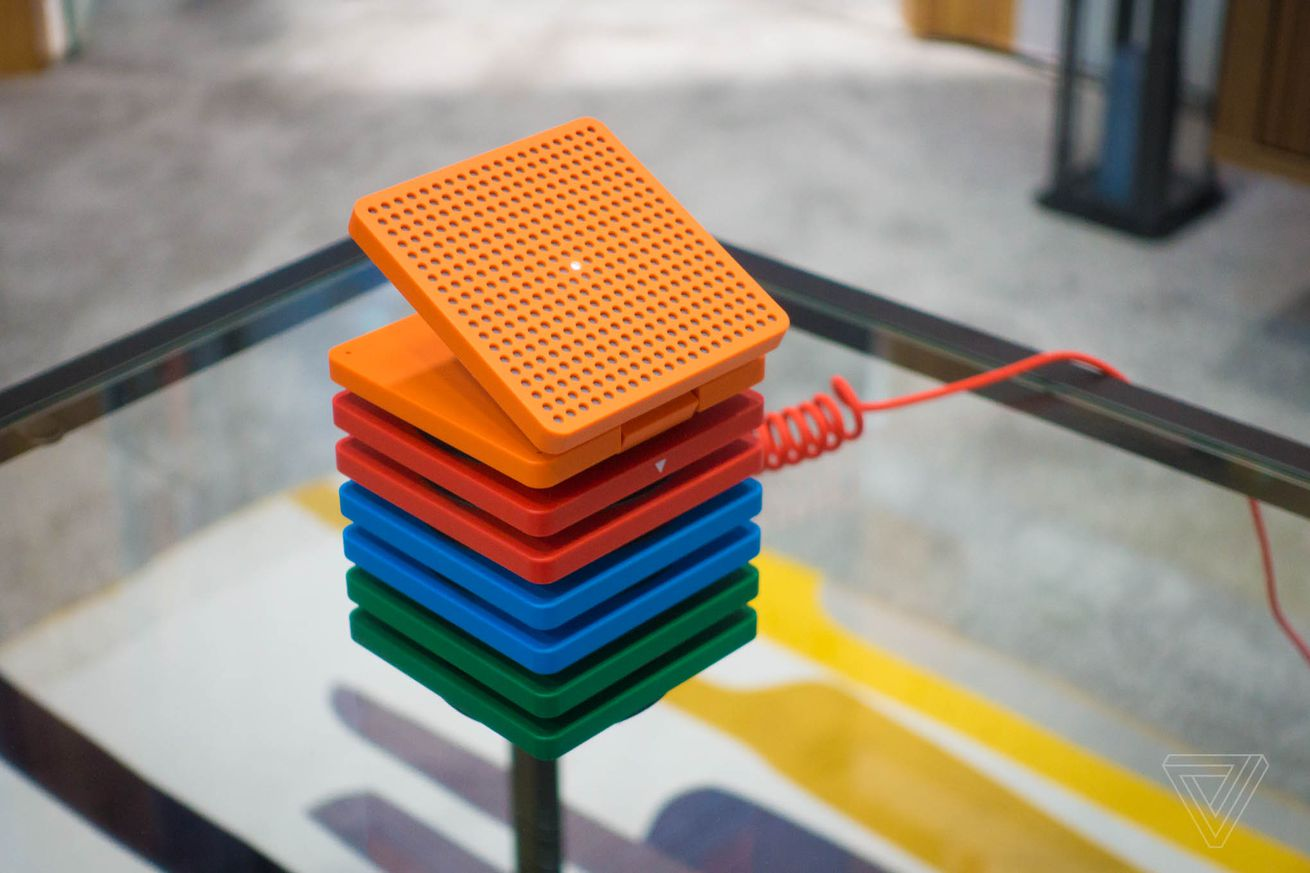 baidu and teenage engineering s smart speaker is a stylish chinese echo