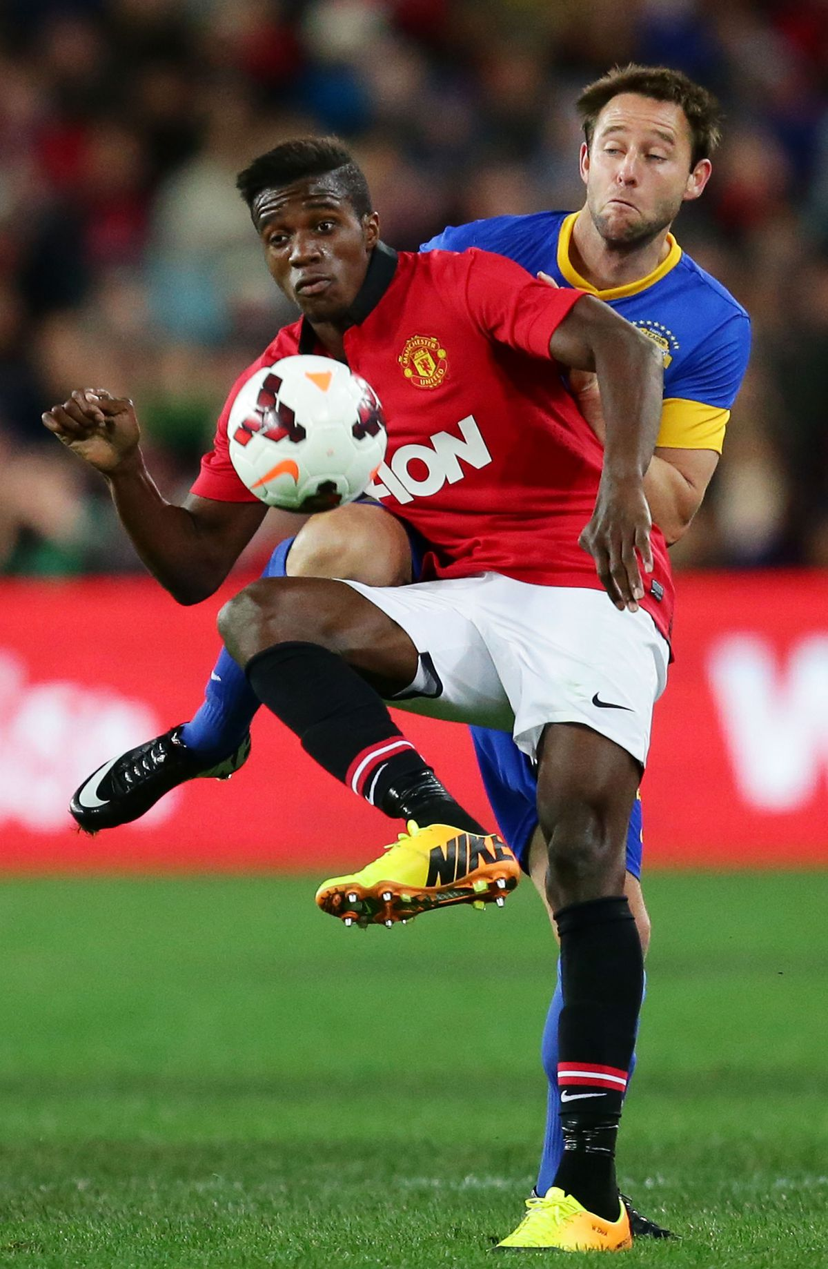 A-League All-Stars v Manchester United