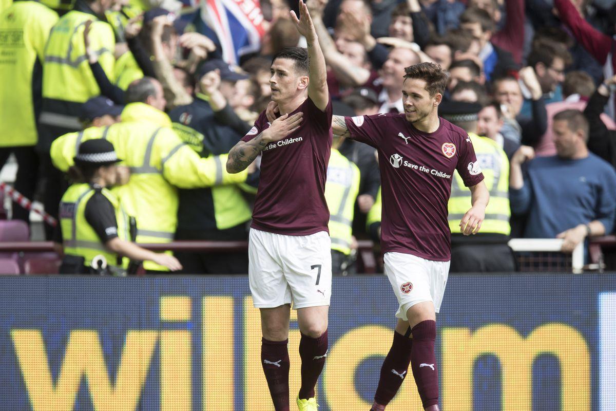 Hearts v Celtic: Ladbrokes Scottish Premiership