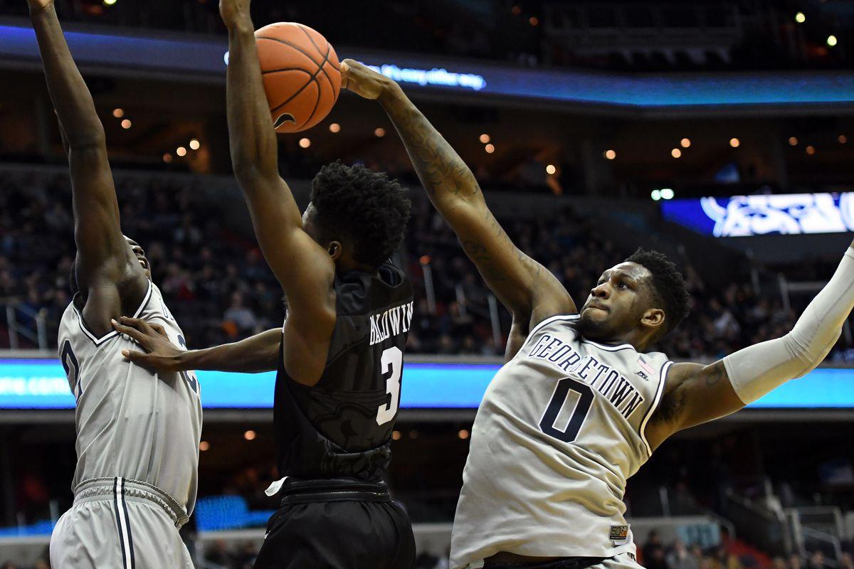 NCAA Basketball: Butler at Georgetown
