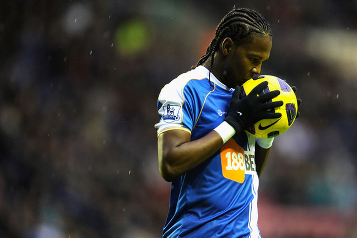 Could Rodallega be on his way out?