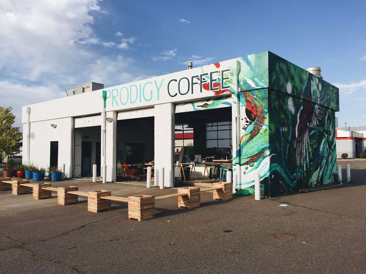 Prodigy Coffeehouse Combines Craft Coffee, Youth Mentorship Starting Saturday