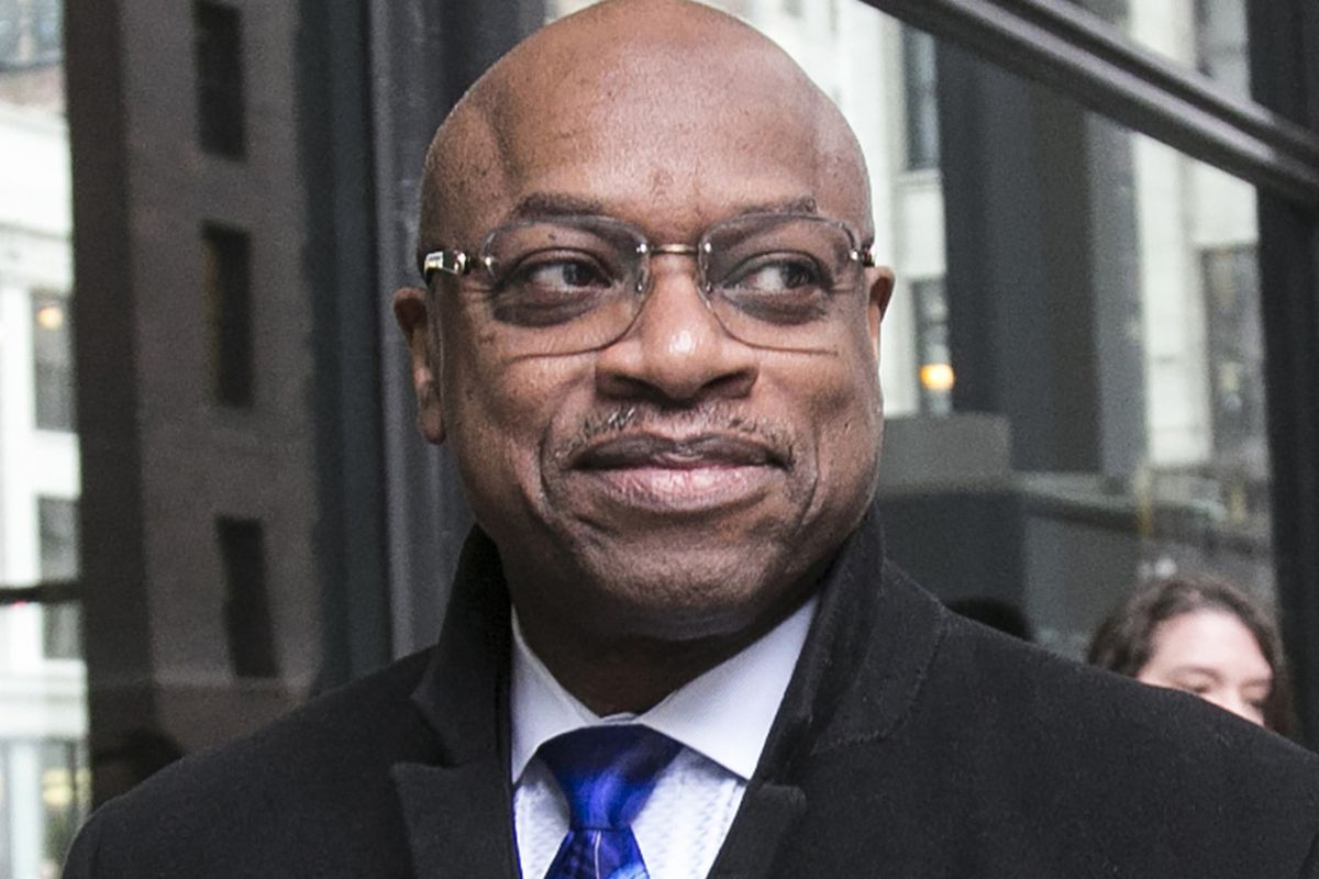 Ald. Willie Cochran faces sentencing Monday for wire fraud.