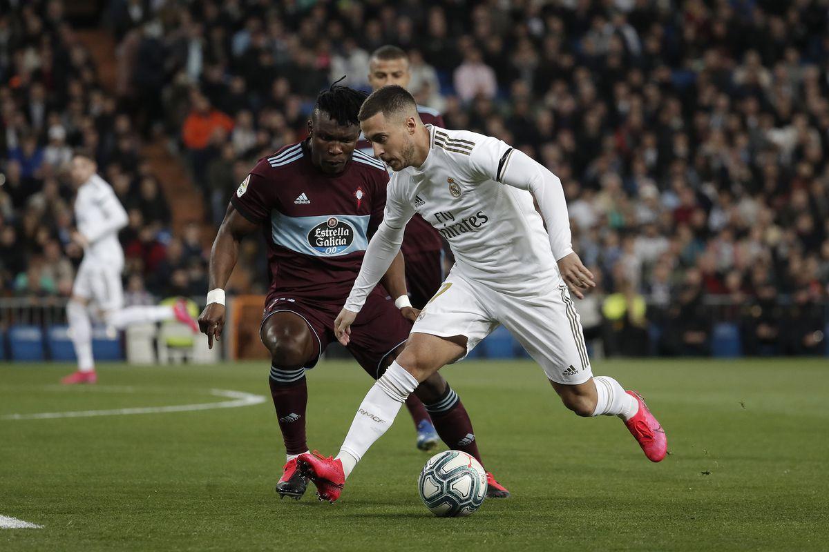 Player Ratings Real Madrid 2 Celta Vigo 2 2020 La Liga