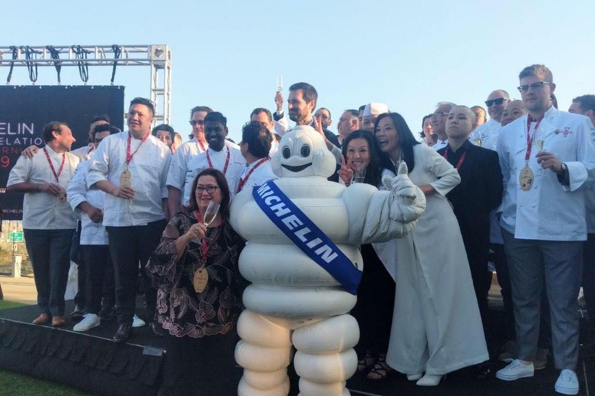 Michelin star winners in Huntington Beach