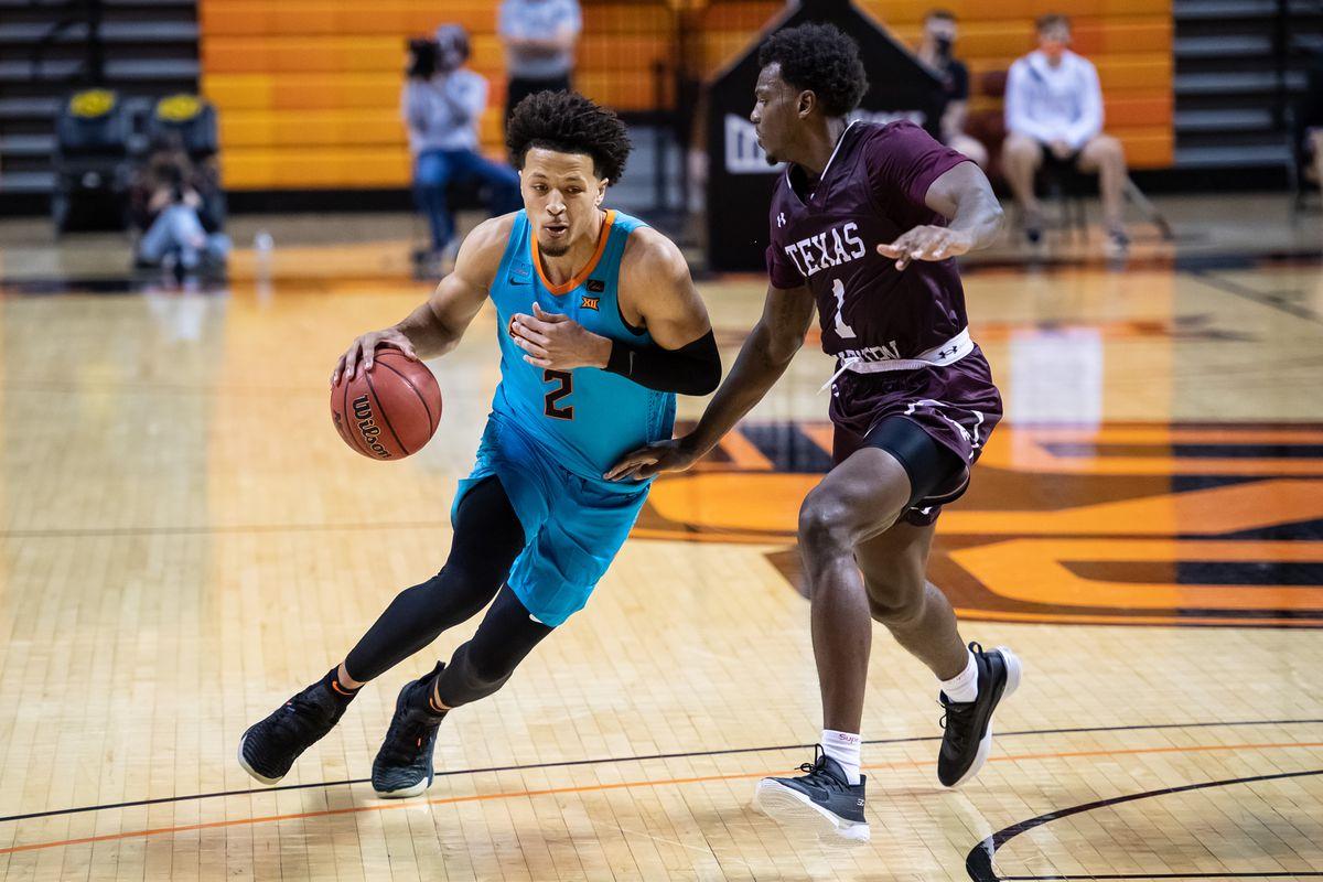 NCAA Basketball: Texas Southern di Oklahoma State