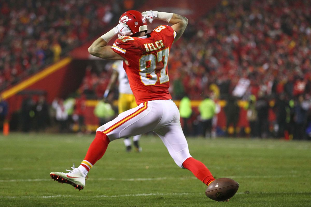 Chiefs Injury Report Travis Kelce and Justin Houston miss first