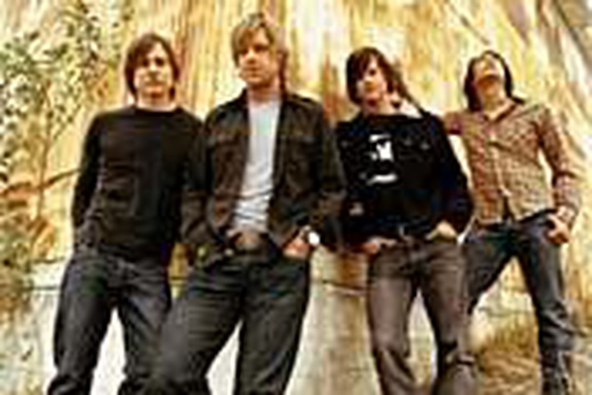 Switchfoot will perform on Thursday night in Logan.