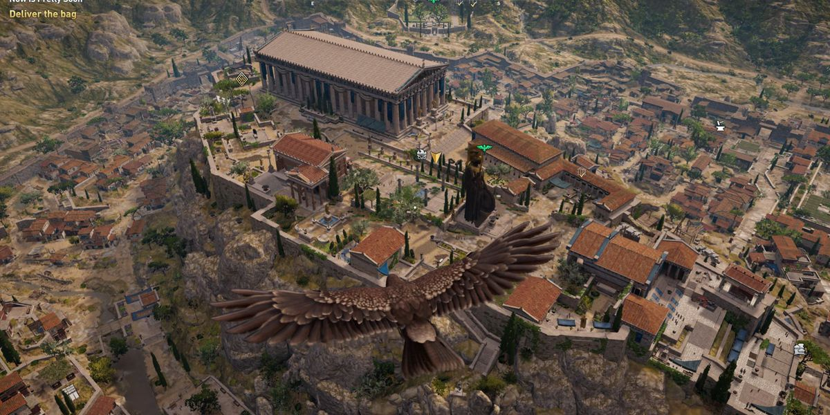 Assassin's Creed Odyssey's' Discovery Tour is an inspiring journey through ancient Greece
