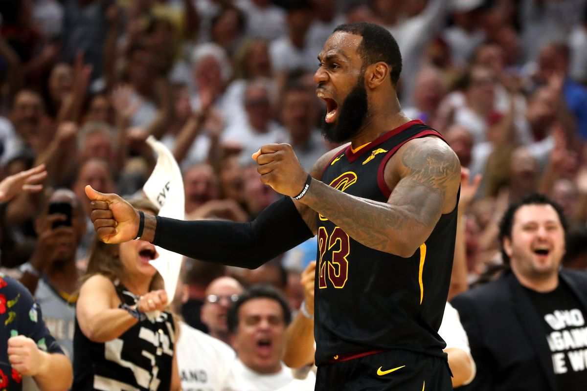 fe47f9e56ac Cavs vs. Celtics results 2018: Recap, highlights & reaction for Game ...