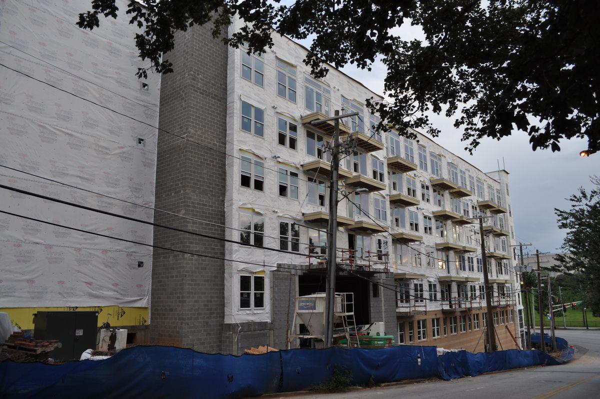 Post Centennial Park Apartments Atlanta