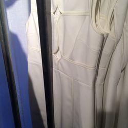 Dress, size 10, $175 (was $1,490)