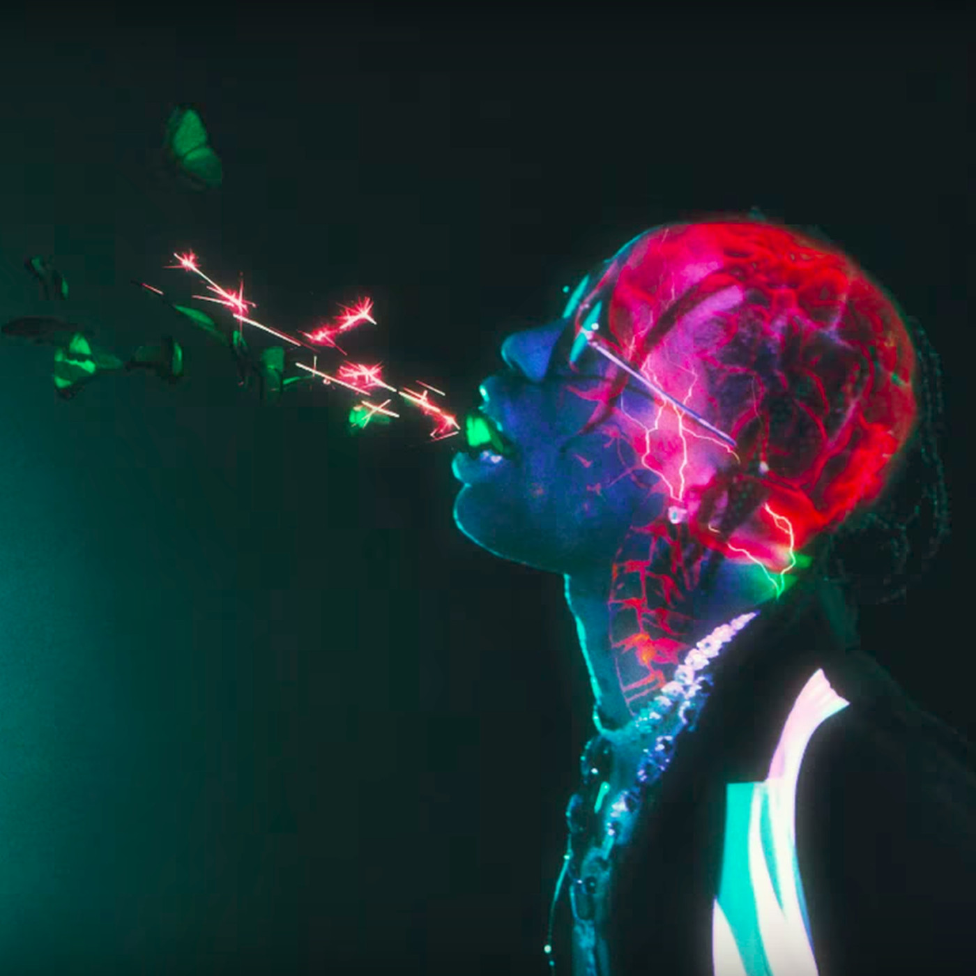 a4ad09794c4c One Video: Butterfly Effect by Travis Scott - The Verge