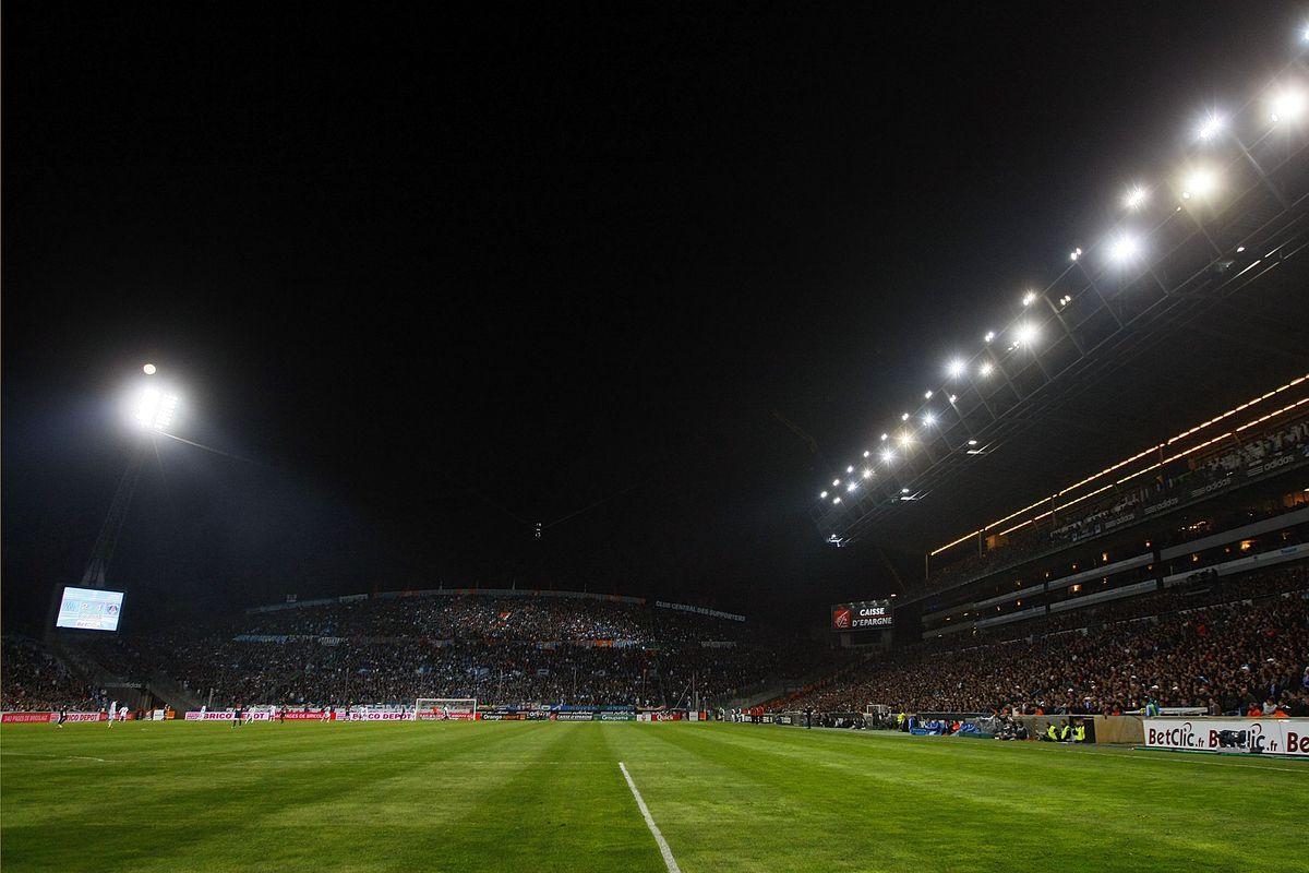 General Views of European Football Stadiums