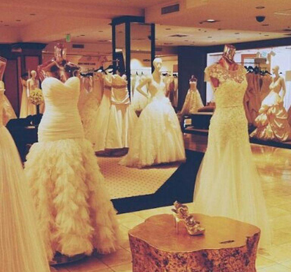 The Ultimate La Bridal Boutique Guide Racked La