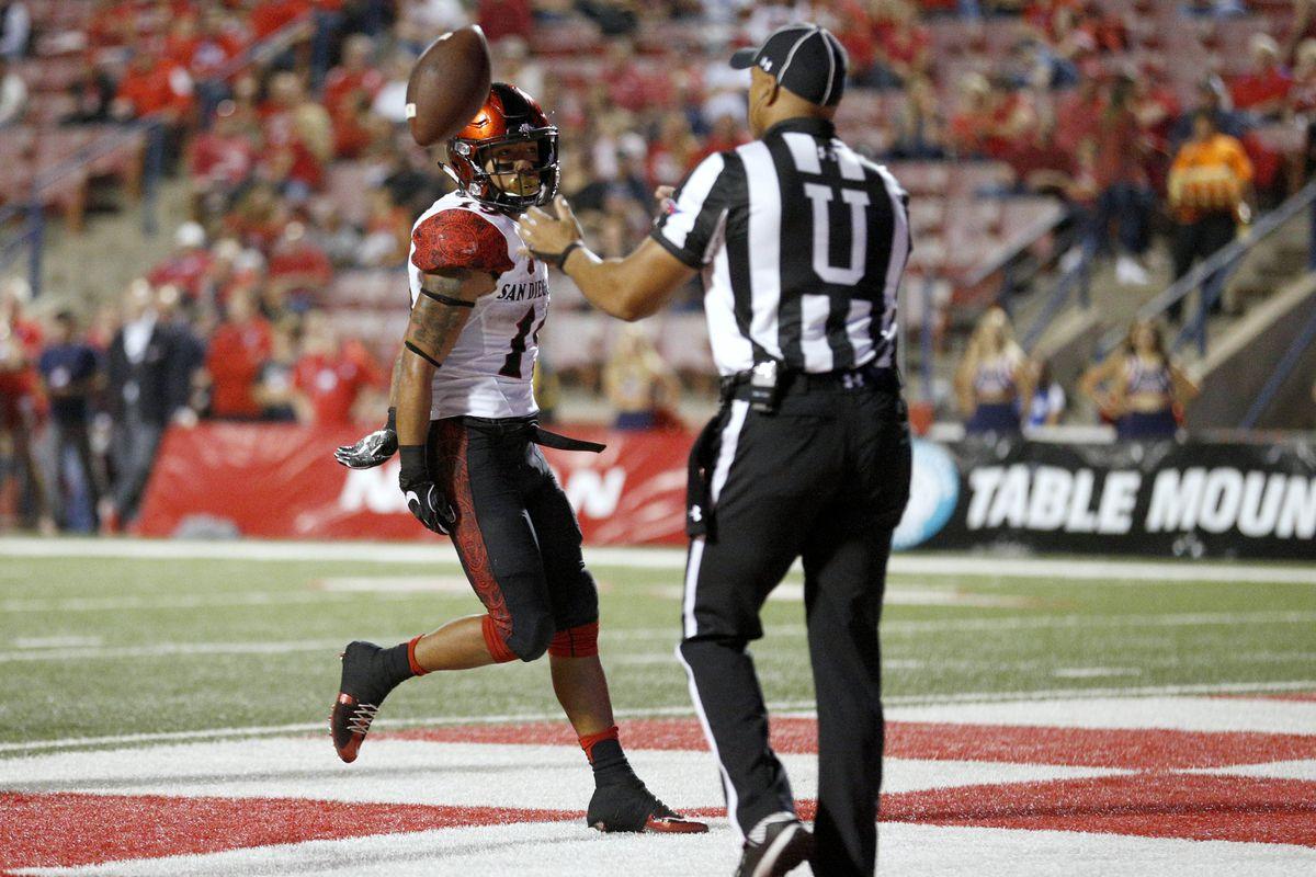 NCAA Football: San Diego State at Fresno State