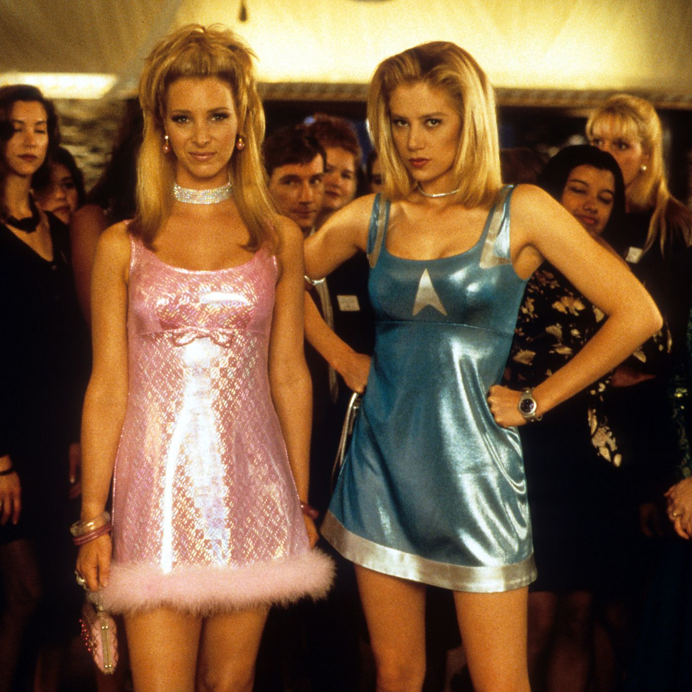 The Outfits From Romy And Michele S High School Reunion Really Hold Up Racked