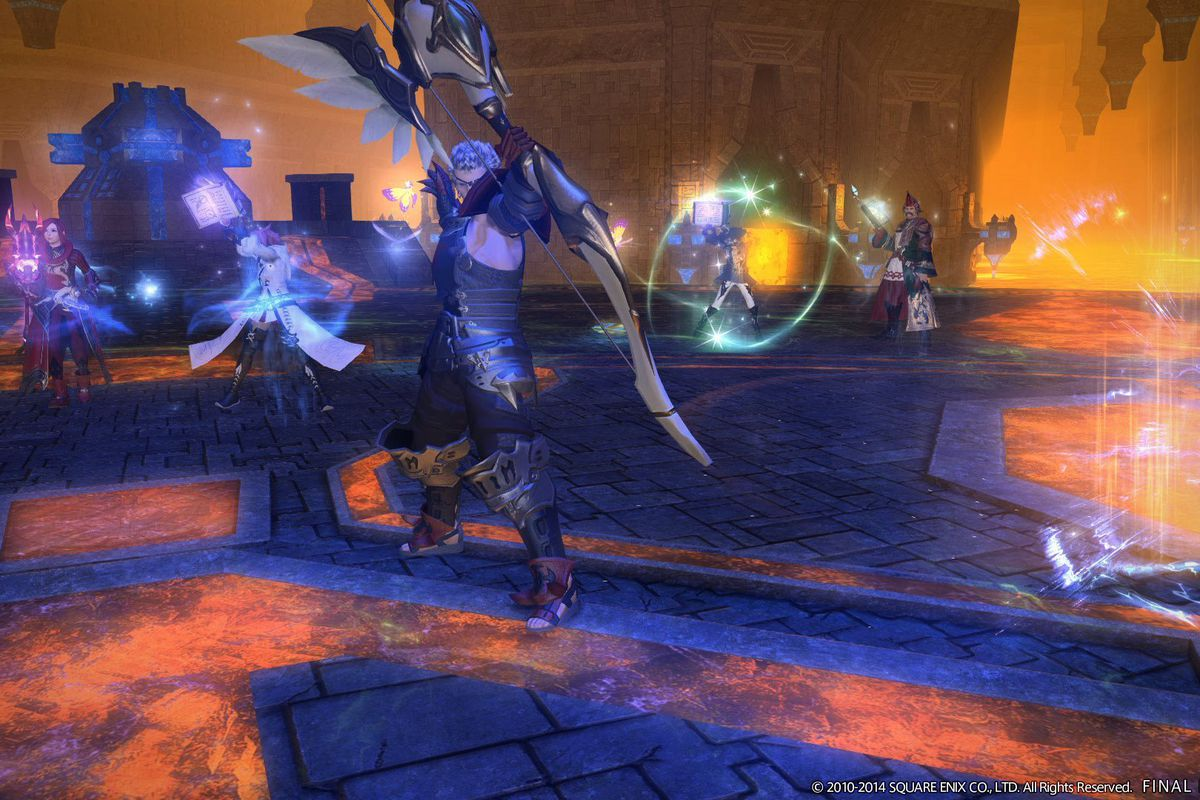 Final Fantasy 14 killed by Square Enix's stubbornness, reborn by a