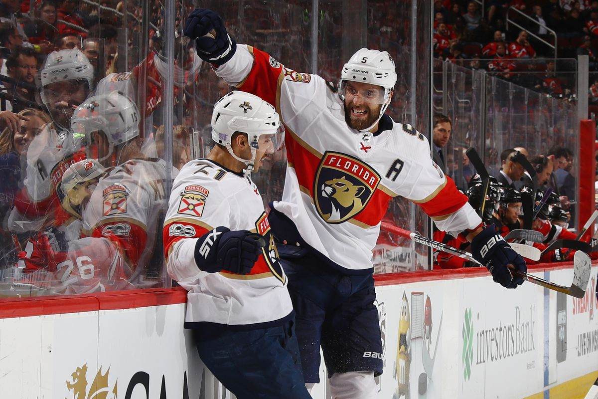 huge discount 2b1d4 a388d 2018-2019 NHL Preview: Florida Panthers - Fake Teams