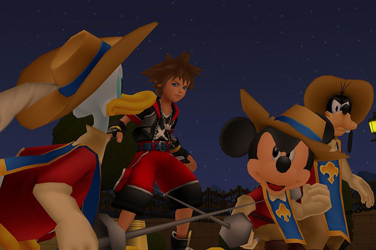 Kingdom Hearts' timeline continues to befuddle with 2 8
