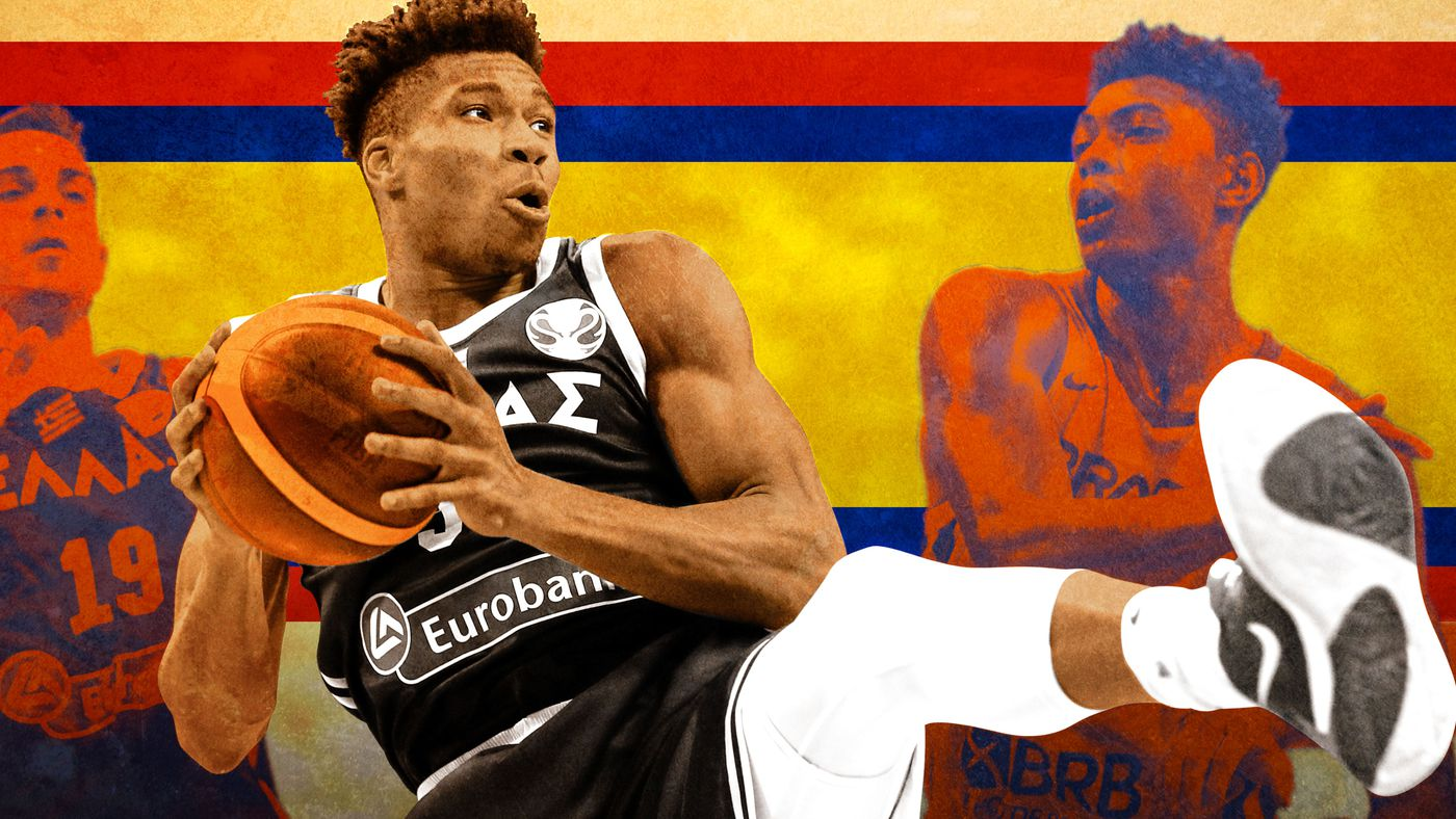 Giannis Can Be the World's Best Player … If Greece Figures Out How to Use Him