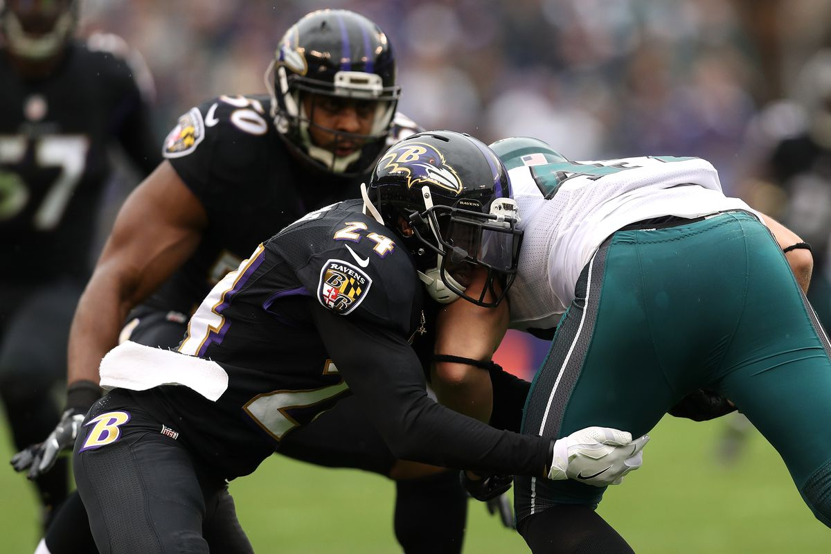 Ravens release Kyle Arrington, the last Hofstra player in the NFL