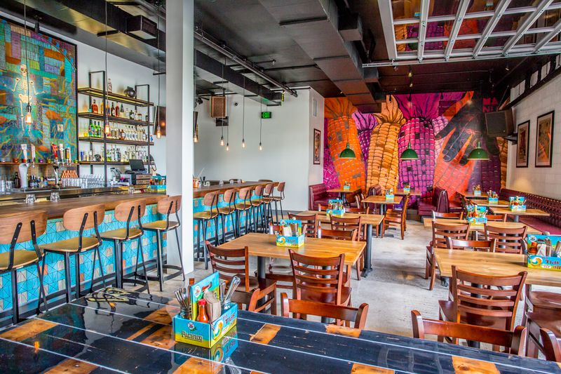 Galaxy Taco Touches Down on Shores of La Jolla