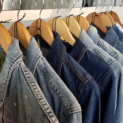 Denim jackets from Old Navy and more.