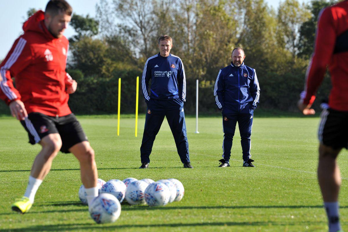 Sunderland Unveil New Manager Phil Parkinson