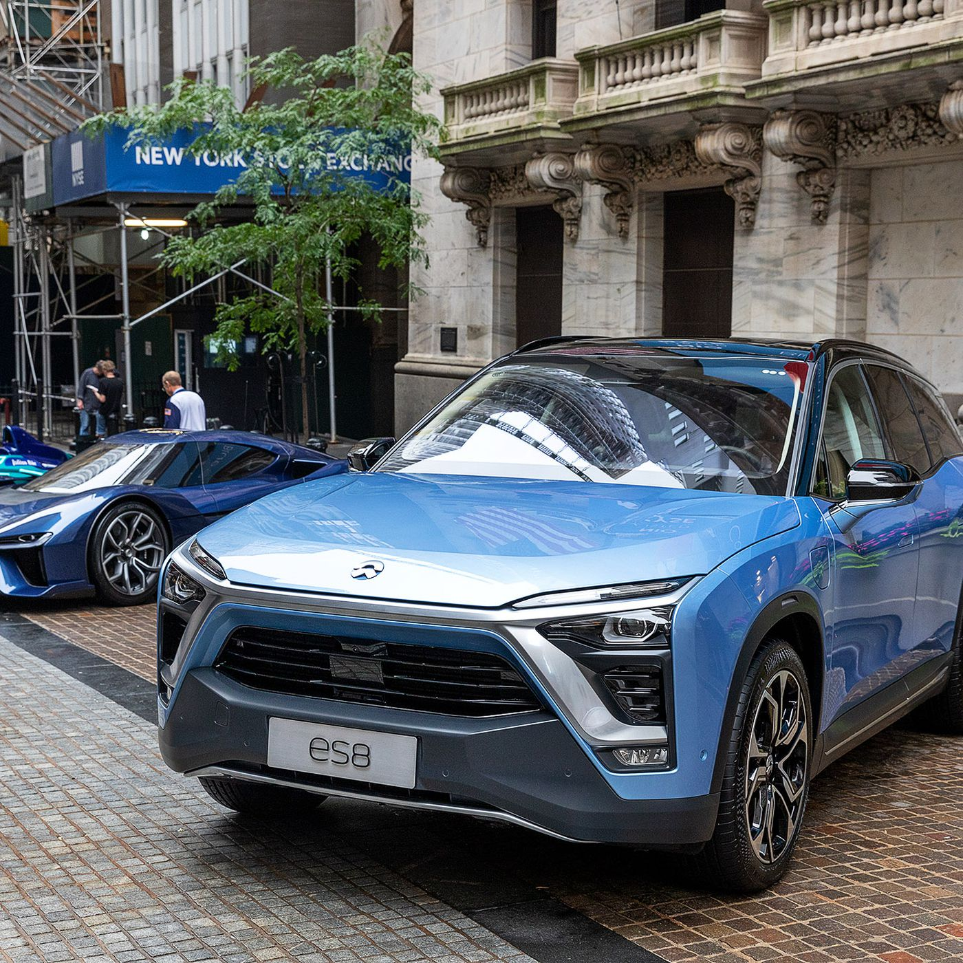 Make Your Own Car >> Ev Startup Nio Abandons Plan To Make Its Own Cars The Verge