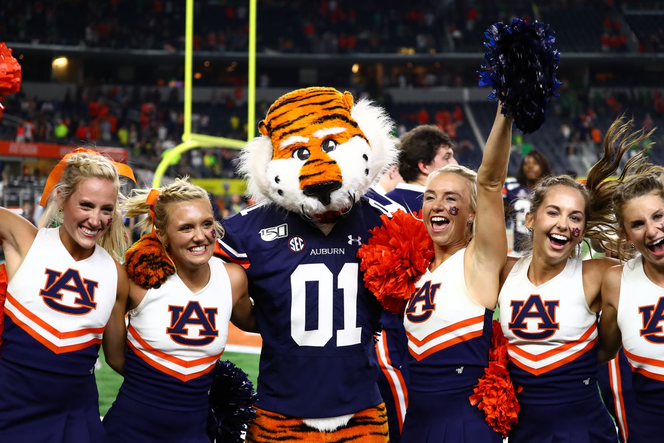 NCAA Football: Advocare Classic-Auburn vs Oregon
