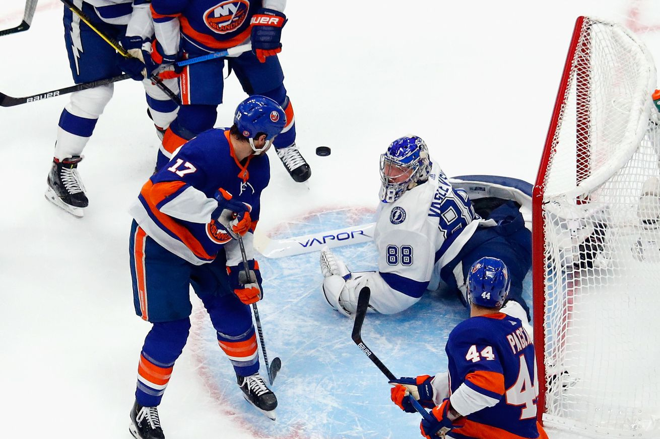 Tampa Bay Lightning v New York Islanders - Game Three